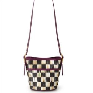 Mackenzie Childs Bucket Bag
